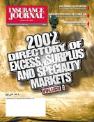 Insurance Journal West January 28, 2002