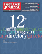 Insurance Journal West December 1, 2003