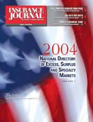 Insurance Journal West January 26, 2004