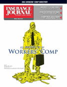 Insurance Journal West March 22, 2004