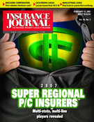 Insurance Journal West February 12, 2007