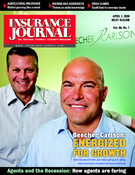 Insurance Journal West April 7, 2008