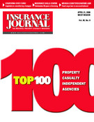 Insurance Journal West April 21, 2008
