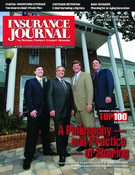 Insurance Journal West August 4, 2008
