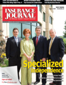 Insurance Journal West June 21, 2010