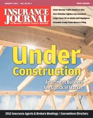 Insurance Journal West January 9, 2012