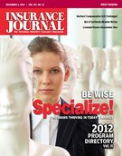 Insurance Journal West December 3, 2012