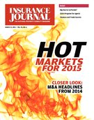 Insurance Journal West March 23, 2015