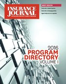 Insurance Journal West June 6, 2016