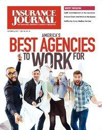 Best Insurance Agencies to Work For; Top Workers' Comp Writers; Restaurants & Bars