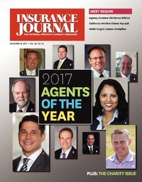 The Charity Issue; Photos of Your Organization Involved in Charity Work; IJ's Agents of the Year