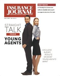 The Young Agents Issue - with Survey Results; Markets: Directors & Officers Liability