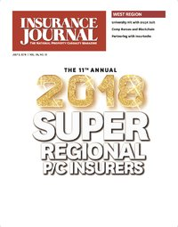 Salute to Super Regionals; Markets: Flood & Earthquake, Errors & Omissions; Annual Ad Reader Study