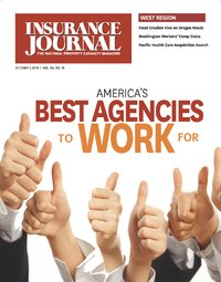 Best Insurance Agencies to Work For; Top Workers' Comp Writers; Markets: Restaurants & Bars