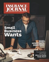 Small Business Market; Hospitality Risks Directory; Markets: Homeowners & Auto; Special Supplement: The Florida Issue; Webinar: Cyber - What Agents Need to Know