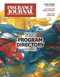 Programs Directory, Volume I; Market: Public Entities & Schools; Special Supplement: The Florida Issue; Webinar: Workers' Comp: Changes & Challenges
