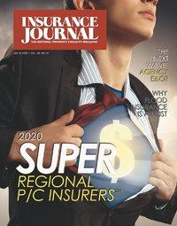 Super Regional P/C Insurers; Markets: Flood & Earthquake, E&O; Annual Ad Reader Study
