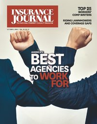 Best Insurance Agencies to Work For; Top Workers' Comp Writers; Markets: Hotels & Motels