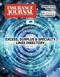 Excess, Surplus & Specialty Markets Directory, Volume I; The Diversity Issue