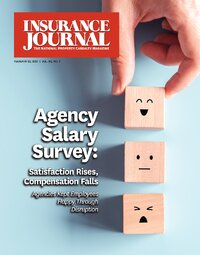 Agency Salary Survey Results; Markets: Agribusiness / Farm & Ranch
