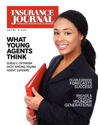 The Young Agents Issue w/ Survey Results; Markets: Directors & Officers Liability