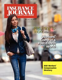 Workers' Compensation Report; Workers' Comp Directory; Markets: Healthcare & Medical Professional Liability