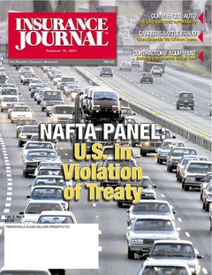 Insurance Journal South Central February 19, 2001