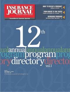 Insurance Journal South Central December 1, 2003