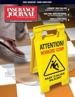 Insurance Journal South Central March 21, 2005