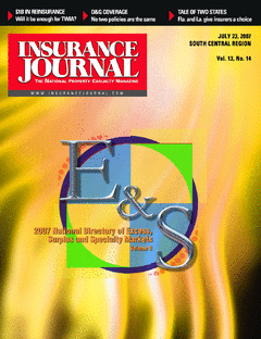 2007 Excess, Surplus and Specialty Markets Directory, Vol. II; 2nd Quarter Market Survey