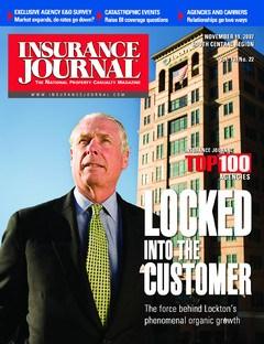 Insurance Journal South Central November 19, 2007