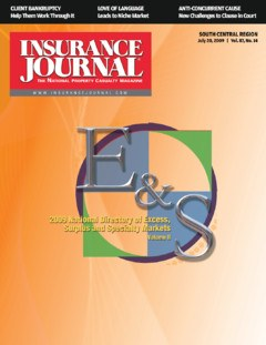 Insurance Journal South Central July 20, 2009