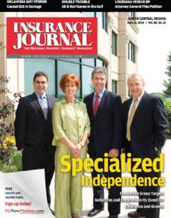 Insurance Journal South Central June 21, 2010