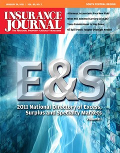 Insurance Journal South Central January 24, 2011