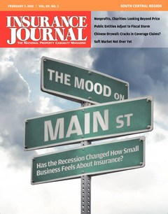 Insurance Journal South Central February 7, 2011