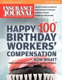 Insurance Journal South Central February 21, 2011