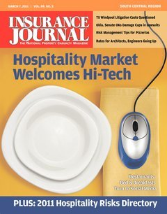 Insurance Journal South Central March 7, 2011