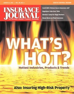 Insurance Journal South Central March 21, 2011