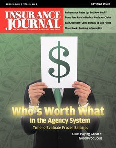 Insurance Journal South Central April 18, 2011