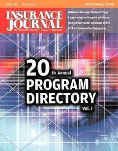 Insurance Journal South Central June 6, 2011