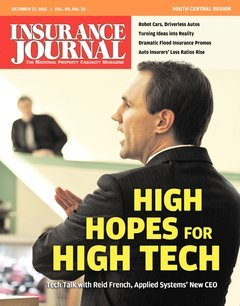 Insurance Journal South Central October 17, 2011