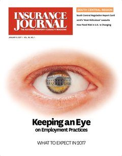 Insurance Journal South Central January 9, 2017