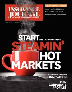 Insurance Journal South Central March 20, 2017