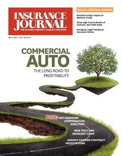Insurance Journal South Central May 1, 2017
