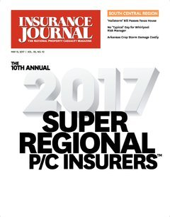 Insurance Journal South Central May 15, 2017