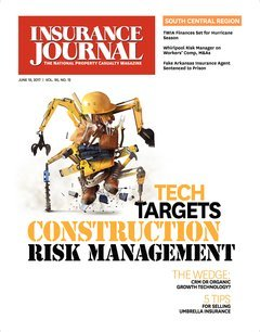 Insurance Journal South Central June 19, 2017