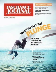 Insurance Journal South Central July 10, 2017