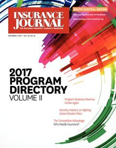 Insurance Journal South Central December 4, 2017