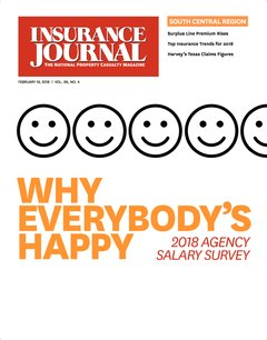 Insurance Journal South Central February 19, 2018