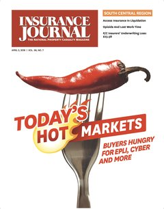 Insurance Journal South Central April 2, 2018